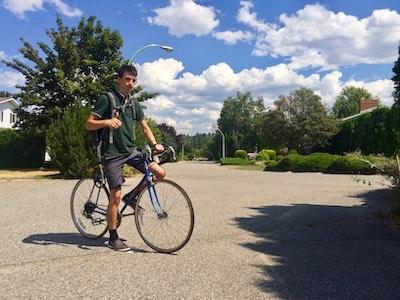 Kelowna Biking 2